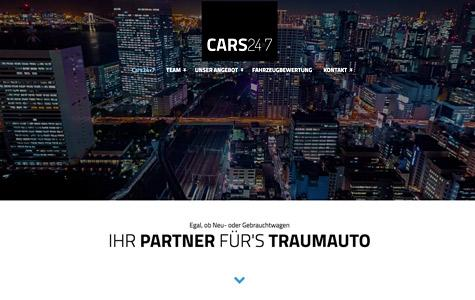 Creative Project – www.strato-demo-autohandel.de