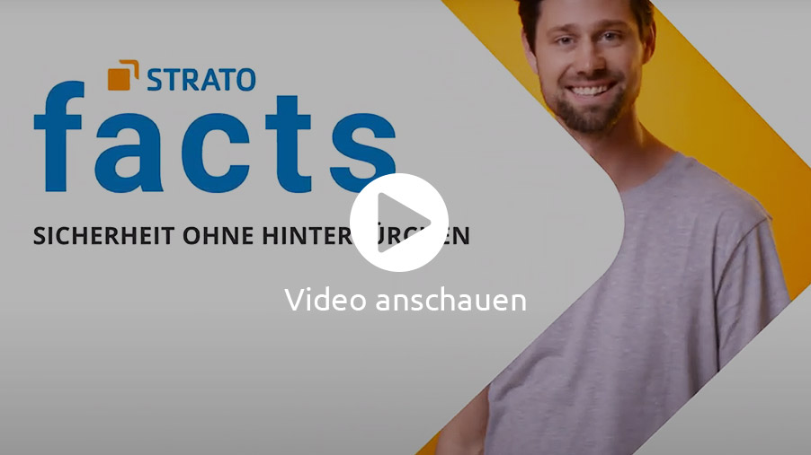 STRATO HiDrive – der Cloud-Speicher Made in Germany