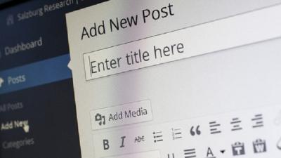 WordPress (5): Statische Websites erstellen