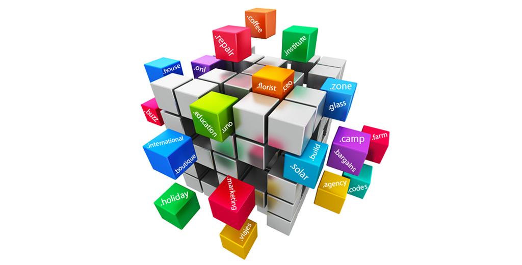 Viele neue Domain-Endungen fürs Business