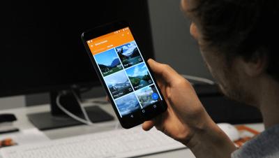 Ab sofort verfügbar: Die neue Android-App für HiDrive