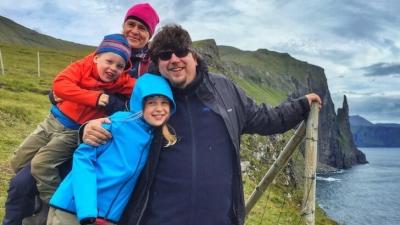 Bloggen mit STRATO: Die Abenteuer der wilden NordicFamily