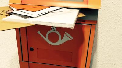 Mail-Postfach voll? Was kann ich tun?