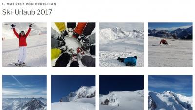 Privates Fotoalbum mit WordPress erstellen