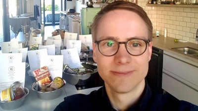 Bloggen mit STRATO: Vom Physiker zum professionellen Food-Blogger