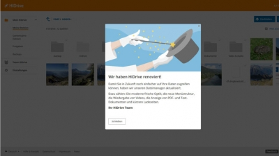 Neuer Dateimanager bei STRATO HiDrive: Ihr fragt, wir antworten