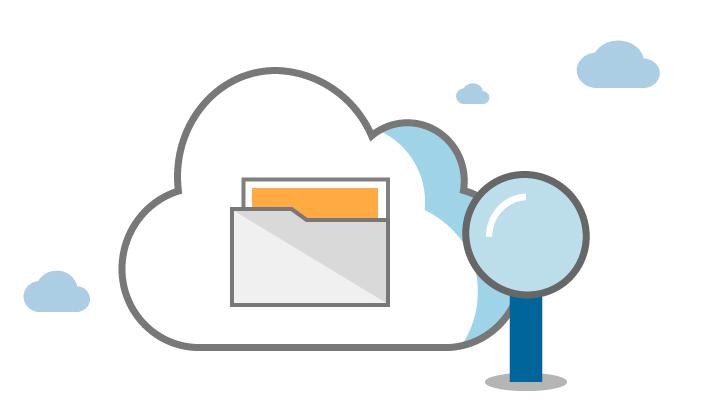 Dateien schnell wiederfinden: Die neue Suchfunktion für HiDrive