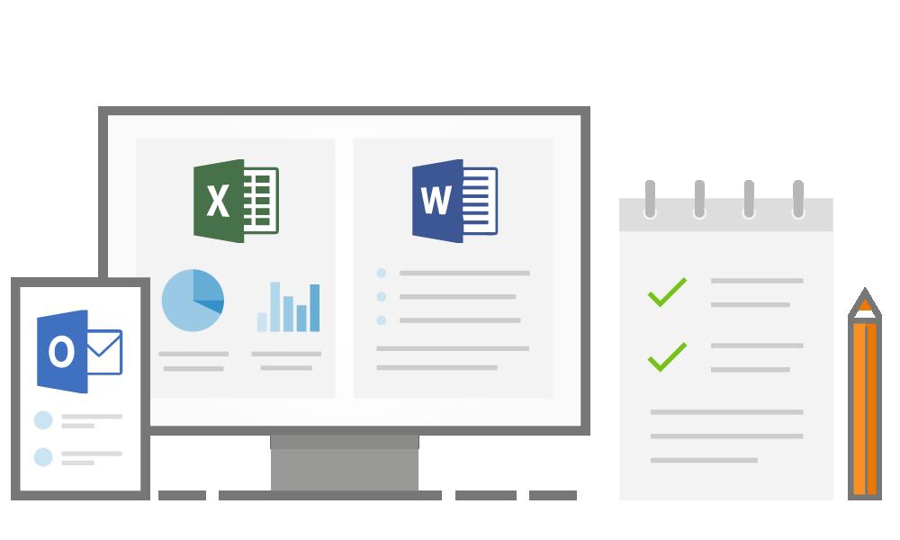 Microsoft Office 365: Jetzt auch mit Exchange und Skype
