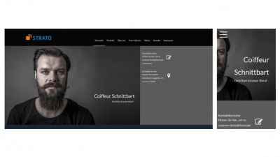 Update beim Homepage-Baukasten: neue Designs, neues Widget und weitere Verbesserungen