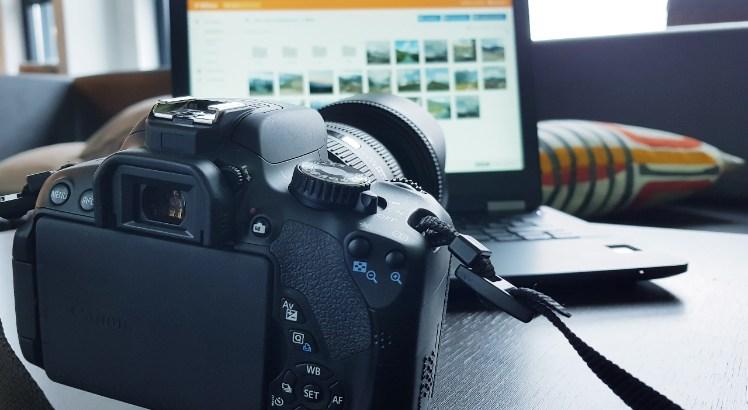 Deutscher Datenschutz & automatische Backups: HiDrive für Fotografen