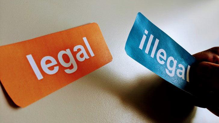 Was macht STRATO bei Websites, die rechtswidrig handeln?