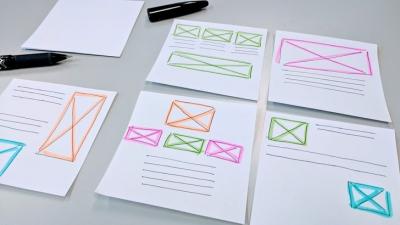 Webshop mit individueller Note: Dein persönlicher Design-Service
