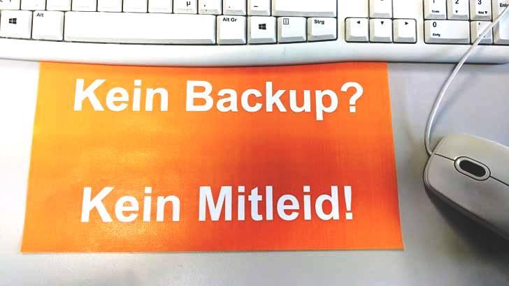 Welt-Backup-Tag: Datenverluste kosten jährlich 900.000 Euro