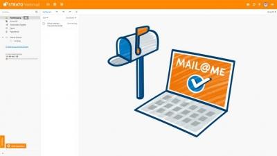 Neuer Look für STRATO Webmail