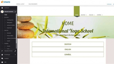 Deine mehrsprachige Website in zwei Schritten