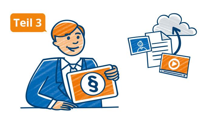 Datenschutz: Welche Rechte haben Kunden von Cloud-Anbietern in Europa und den USA?