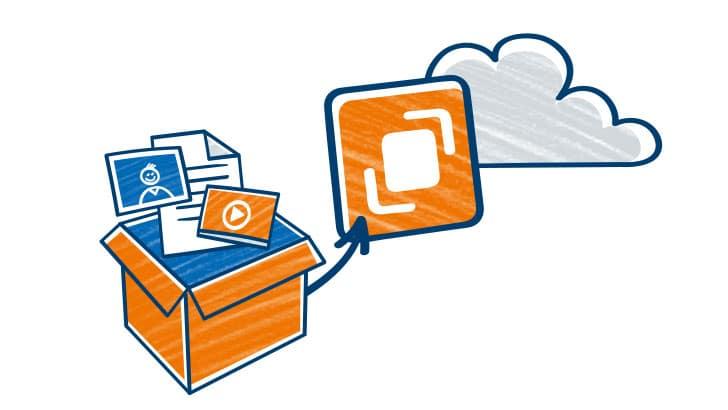 Umzugshelfer: So wechseln Deine Daten zu HiDrive