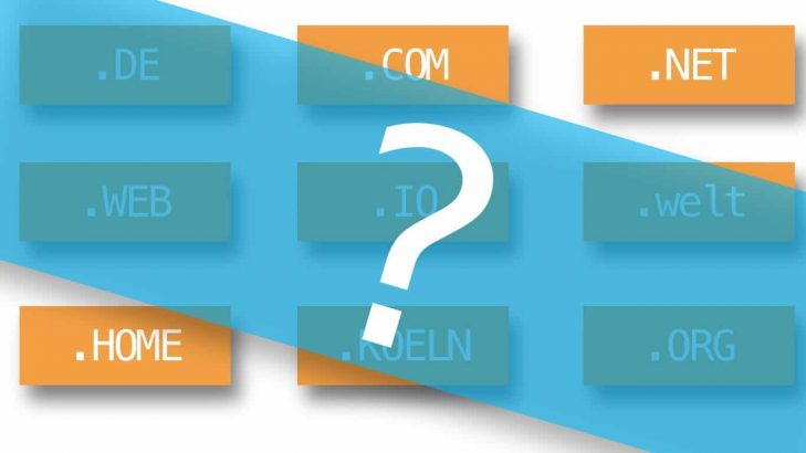 Was tun mit Inklusivdomains?