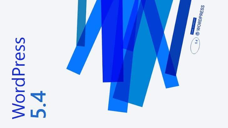 WordPress 5.4: Alles Wichtige zur neuen Version