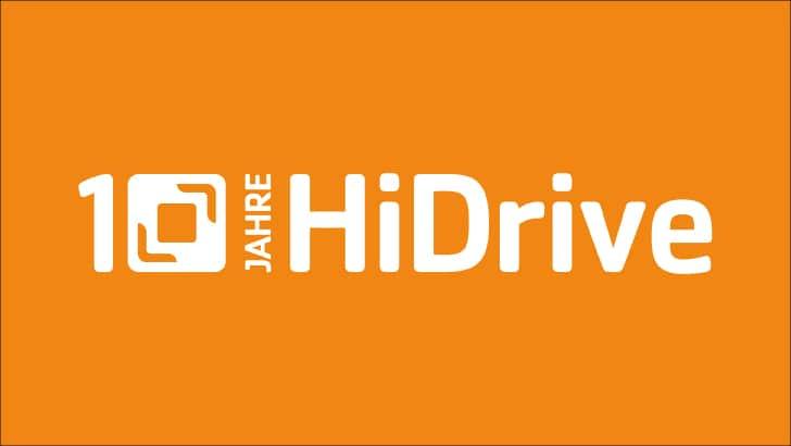 10 Jahre HiDrive: So wurde aus einer einfachen Idee der größte Cloud-Speicher Deutschlands
