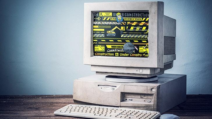 STRATO Homepage-Baukasten bekommt 90er-Jahre-Modul
