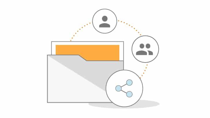 Noch bessere Zusammenarbeit und mehr Privatsphäre – mit den HiDrive Team-Ordnern