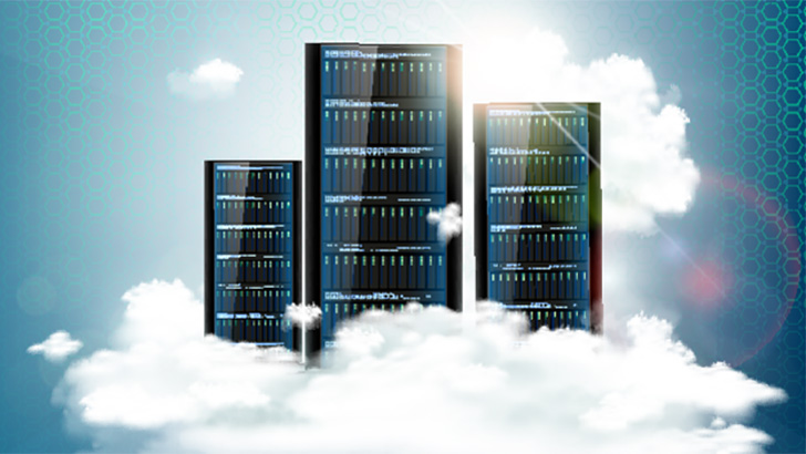 Bleib flexibel mit der neuen ServerCloud