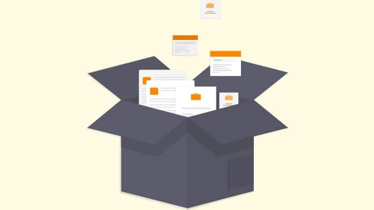 Hosting: Schnell viele Dateien hochladen