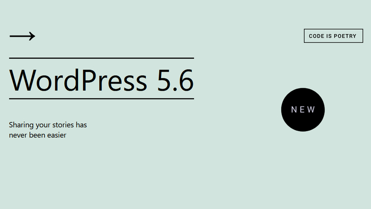 WordPress 5.6: Alles Wichtige zur neuen Version