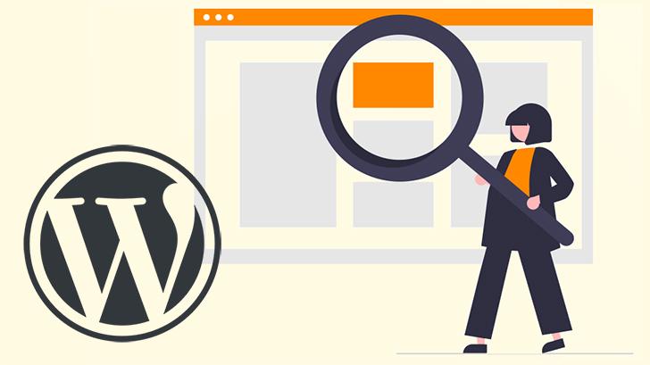 WordPress-Navigationsleiste mit Suchfeld ergänzen
