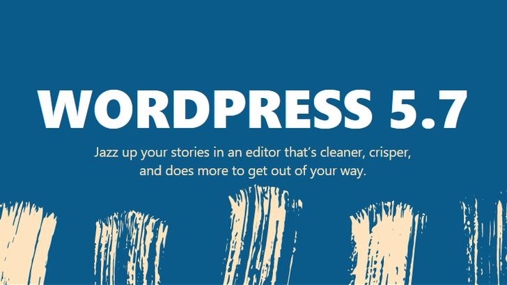 wordpress-5-7-alles-wichtige-zur-neuen-version