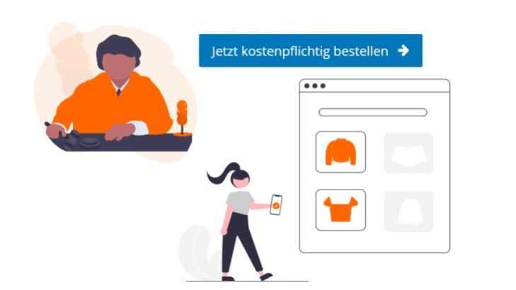 Wesentliche Produkteigenschaften im Online-Shop