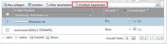 was ist der benutzername für strato webmail und was muss ich tun wenn ich mein