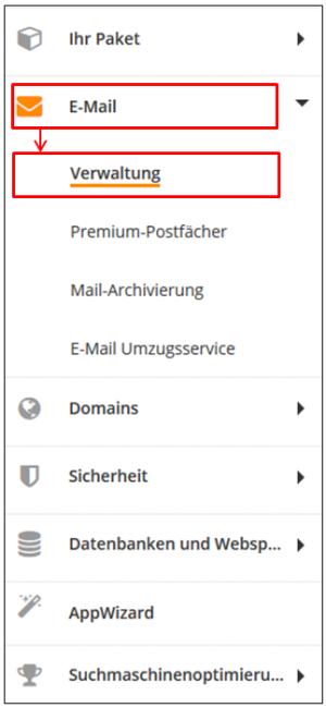 df6f72c679 So richten Sie E-Mail Adressen im STRATO Kunden-Login ein