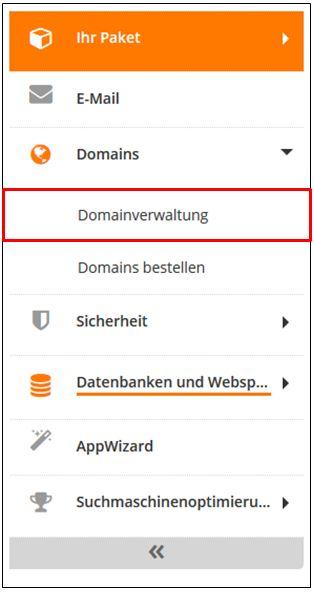Strato Domain ändern so ändern sie den cname eintrag für ihre subdomain