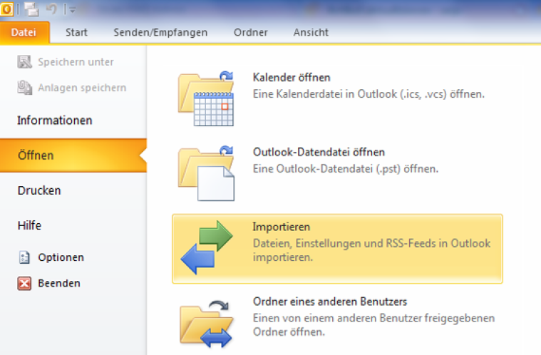 Kontakte Und Daten Nach Strato Webmail Importieren Strato