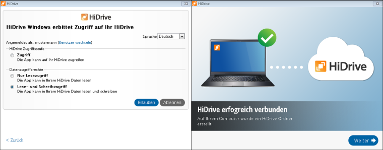 So nutzen Sie die HiDrive Windows Software -2.png