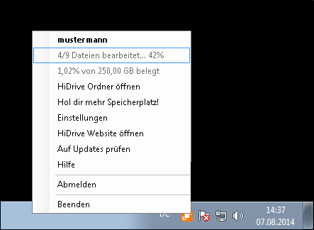 So nutzen Sie die HiDrive Windows Software -4.png