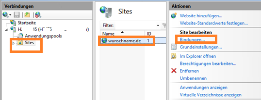 So Verwalten Sie Ein Ssl Zertifikat Unter Windows Server 2012