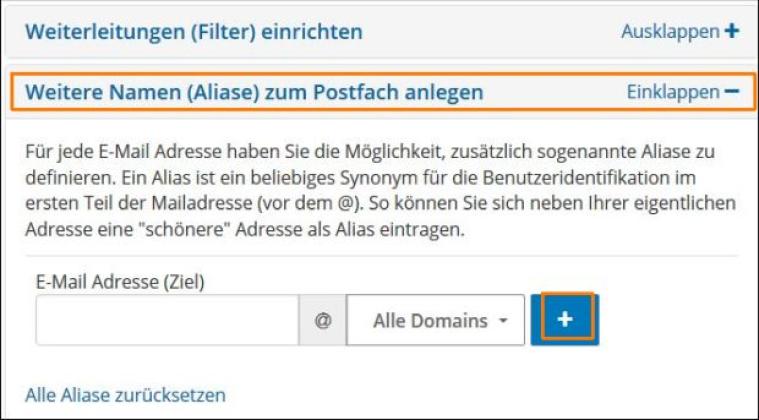 So Richten Sie E Mail Adressen Im Strato Kunden Login Ein