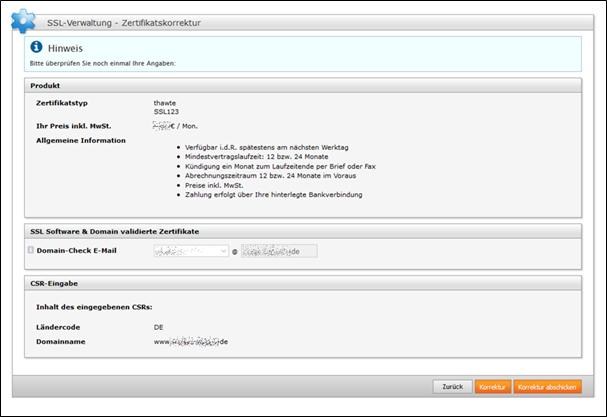 Ssl Zertifikat Bei Servern Erneuern Oder Korrigieren