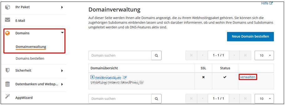 So einfach richten Sie DynDNS für Ihre Domains ein