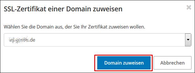 Wie kann ich mein kostenfreies STRATO SSL Zertifikat verwenden?